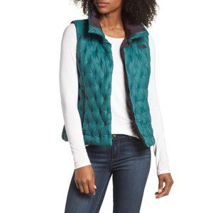 NWT North Face Women's Quilted HollaDown Crop Vest